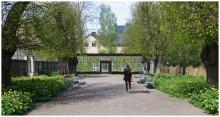 Ny gestaltning av Linnéträdgårdens besökspaviljong