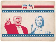 Paneldebatt om USA-valet på Världskulturmuseet