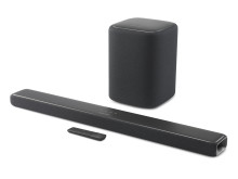 Harman Kardon Enchant Soundbar-serien tilbyder unik lyd i et elegant og strømlinet design