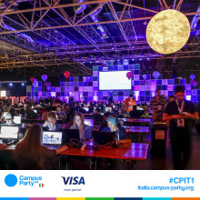 Visa a Campus Party Italia