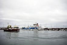Pressinbjudan: En av nordens största mässor äger rum på Göteborgs-ön Donsö
