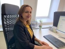 Ny på jobbet: Rolfs Flyg & Buss välkomnar flygansvarige Salome Ababafha