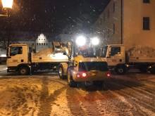 Cramo unterstützt Räumarbeiten in Freiberg
