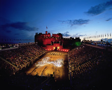 Homecoming-themed Edinburgh Tattoo begins