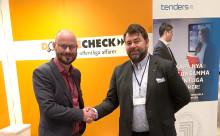 DoubleCheck och Tenders inleder strategiskt samarbete i syfte att stärka den offentliga affären