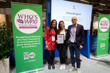 Topp-10-listan 'Who's Who in Green Beauty Scandinavia' presenterad på Natural Products Scandinavia