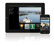 iPad ny kanal för spridning av Karlskronas officiella turistguide