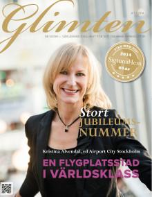 Glimten - En flygplatsstad i världsklass byggs