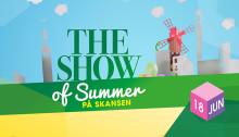 Välkommen till The Show of Summer på Skansen