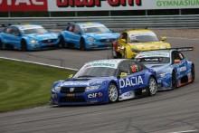 Bästa Dacia-helgen i STCC