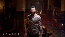 Vampyr, the RPG from DontNod will sink its fangs into Spring 2018
