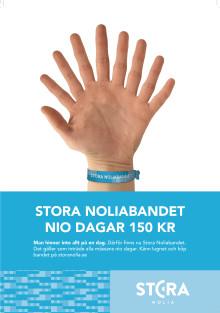 Stora Nolia storsatsar  – erbjuder alla nio dagar för 150 kronor
