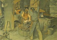 Föreläsning i Lindesberg om smeder och smedforskning
