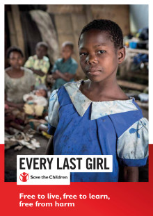 Every last Girl - free to live, free to learn, free from harm