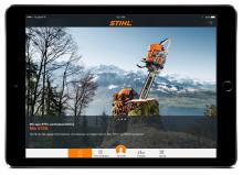 Ny og brukervennlig app fra STIHL