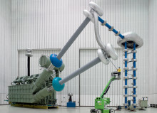 Siemens sikrer danskene elektrisk kraft