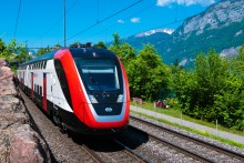 Swiss Federal Railways to meet with innovative solution providers at 9th International Railway Summit