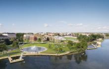 Riksbyggen vinner markanvisning för 125 bostäder på Fredriksskansområdet i Kalmar