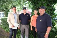 Skurup tecknar samverkansavtal med Frivilliga automobilkårernas riksförbund