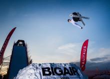 Luleå Big Air nådde nya höjder