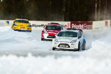 Stenhårda dueller att vänta när RallyX On Ice inleder treveckors turné