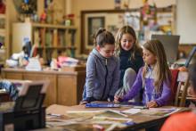BETT 2018: Nytt læreverktøy, Minecraft i utdanningen og nye spennende samarbeid.