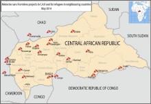 Ny attack mot Läkare Utan Gränser i Centralafrikanska republiken