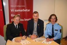 Samverkansavtal för minskad brottslighet och ökad trygghet i Huddinge