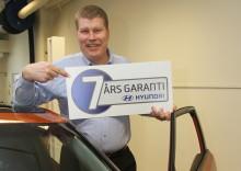 Hyundai innfører Norges beste bilgaranti