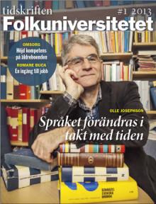 Makt och språk i Tidskriften Folkuniversitetet