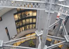 Moderne Architektur im historischen Gewand