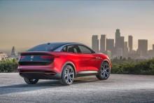 Volkswagens omtalade elbil ID. Crozz till Almedalen