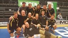 Svarta Braxen vann Sweden Floorball Cup i Luleå