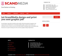 Scand-Media creates new website