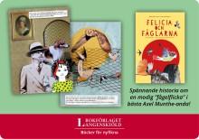Ny barnbok i Axel Munthe-anda