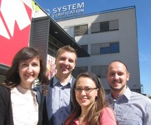 System Verification växer i Sarajevo