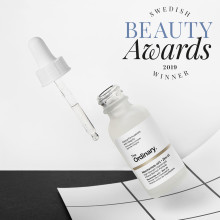 Vinnare i Swedish Beauty Awards - The Ordinary  NIACINAMIDE 10% +ZINC 1%