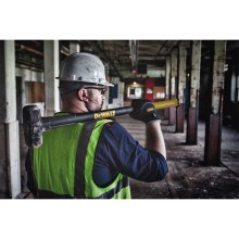 DEWALT Introduces First Line of Sledge Hammers and Axes
