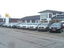 Erfaren taxavognmand vælger Dacia