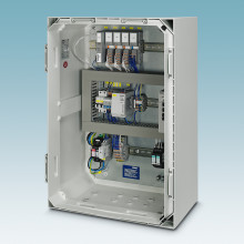 Solution for monitoring and controlling large-scale photovoltaics system