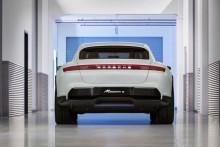 Porsche Mission E Cross Turismo: eldriven Cross Utility Vehicle (CUV) för en aktiv livsstil