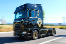 Scania Deutschland feiert den V8 beim ADAC Truck-Grand-Prix 2019