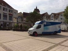 Beratungsmobil der Unabhängigen Patientenberatung kommt am 6. September nach Waldshut-Tiengen.