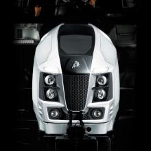 Hella skräddarsyr traktorbelysning till Lamborghini Trattori