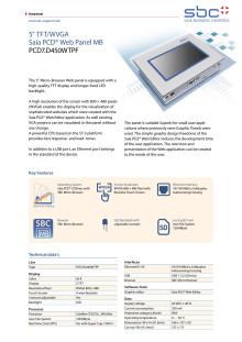 Uppdaterad PCD7.D450WTPF