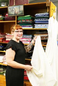 Skräddarsytt och hållbart mode i ny butik i ReTuna Återbruksgalleria