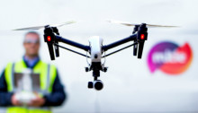 Mitie launches thermal imaging drone