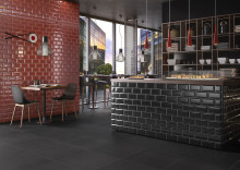 New Tiles for 2019 by Villeroy & Boch New wall concept inspired by traditional underground railway tiles – METRO FLAIR: A trendy, urban look for a fresh living experience