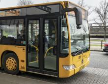 Servicebussen skal køre på el