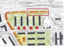 Riksbyggen får markanvisning för 90 lägenheter i Farsta
